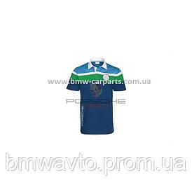 Футболка поло унисекс Porsche Unisex Polo Shirt, Blue
