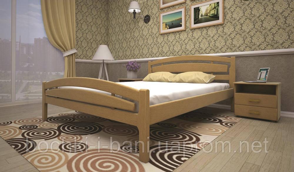 Кровать ТИС МОДЕРН 2 160*190 дуб