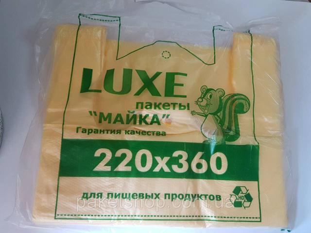Пакет Майка 220*360 фото
