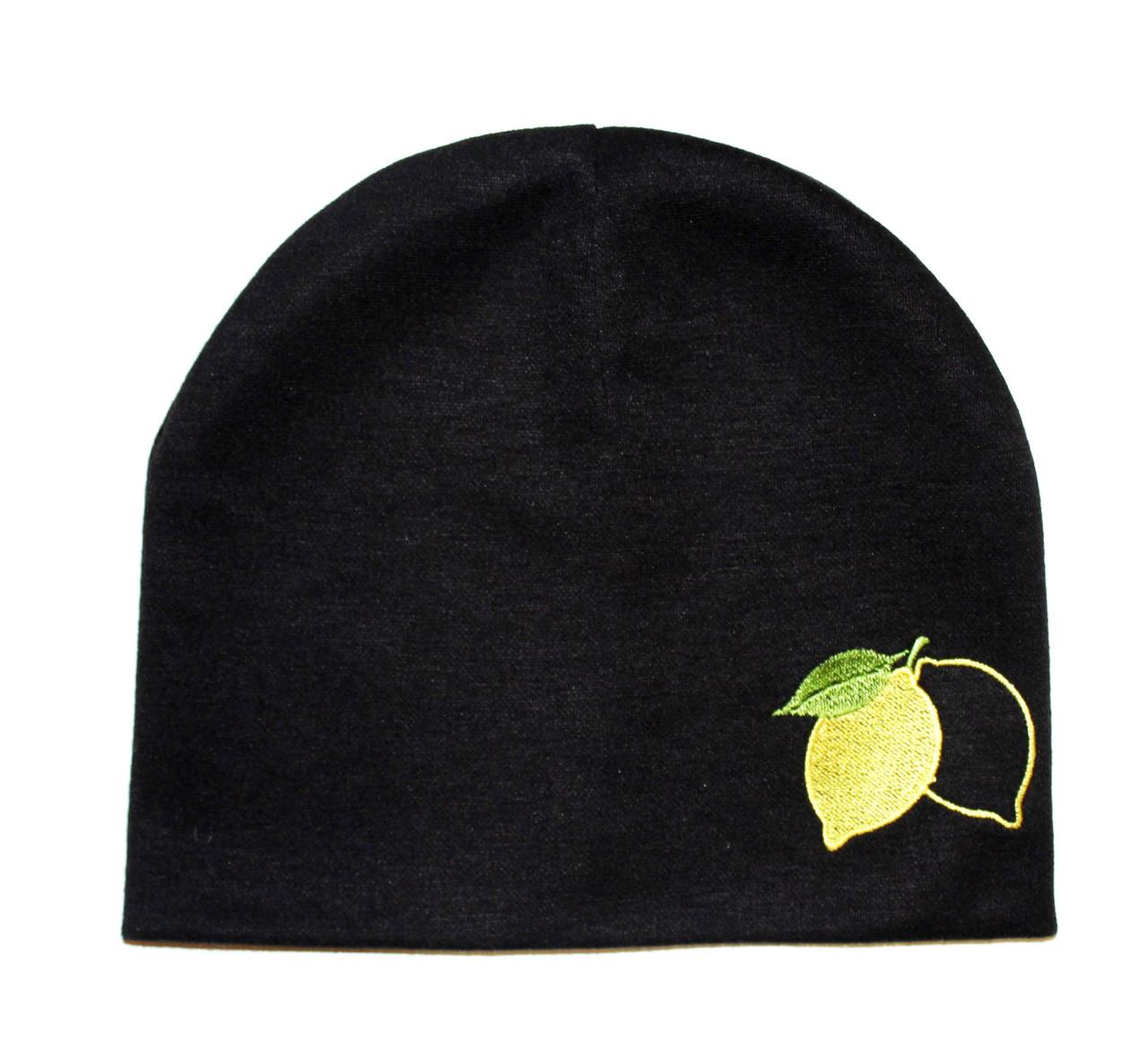Детская шапка Lemon