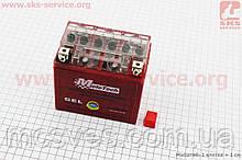 Аккумулятор 5Аh YTX5L-BS гелевый (L113*W70*H107mm), 2020