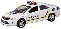 Машинка металлическая Полиция 7844, фото 1