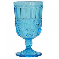 "Бокал стекло ""Volcano"" синий  VB400"