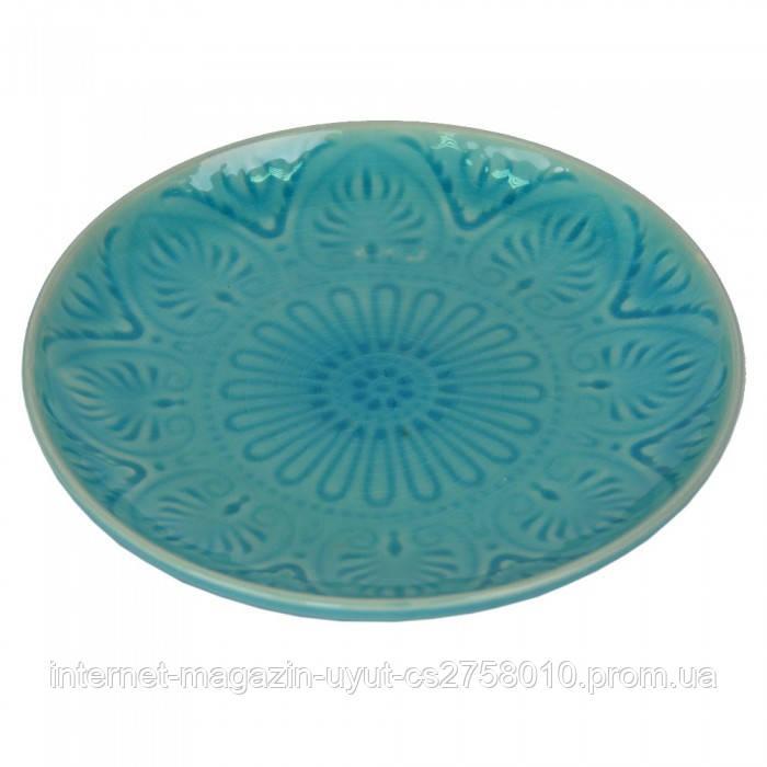 "Набор тарелок из 6 ед ""Bali"" 3*21,5 см TR034"