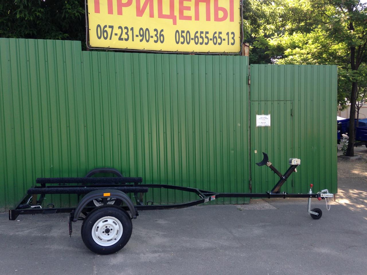 Причіп для перевезення човнів придбати в Києві