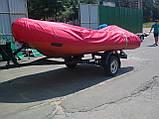 Причіп для перевезення човнів придбати в Києві, фото 7