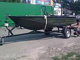 Причіп для перевезення човнів придбати в Києві, фото 9