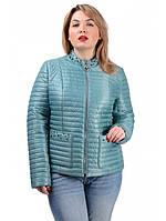 Куртка Виват 50-56 весна мята, фото 1