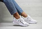 Женские кроссовки Nike Air Max 270 x Supreme (белые) , фото 4