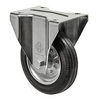 Колеса неповоротные с крепежной панелью Диаметр: 150мм. Серия 31 Norma , фото 1