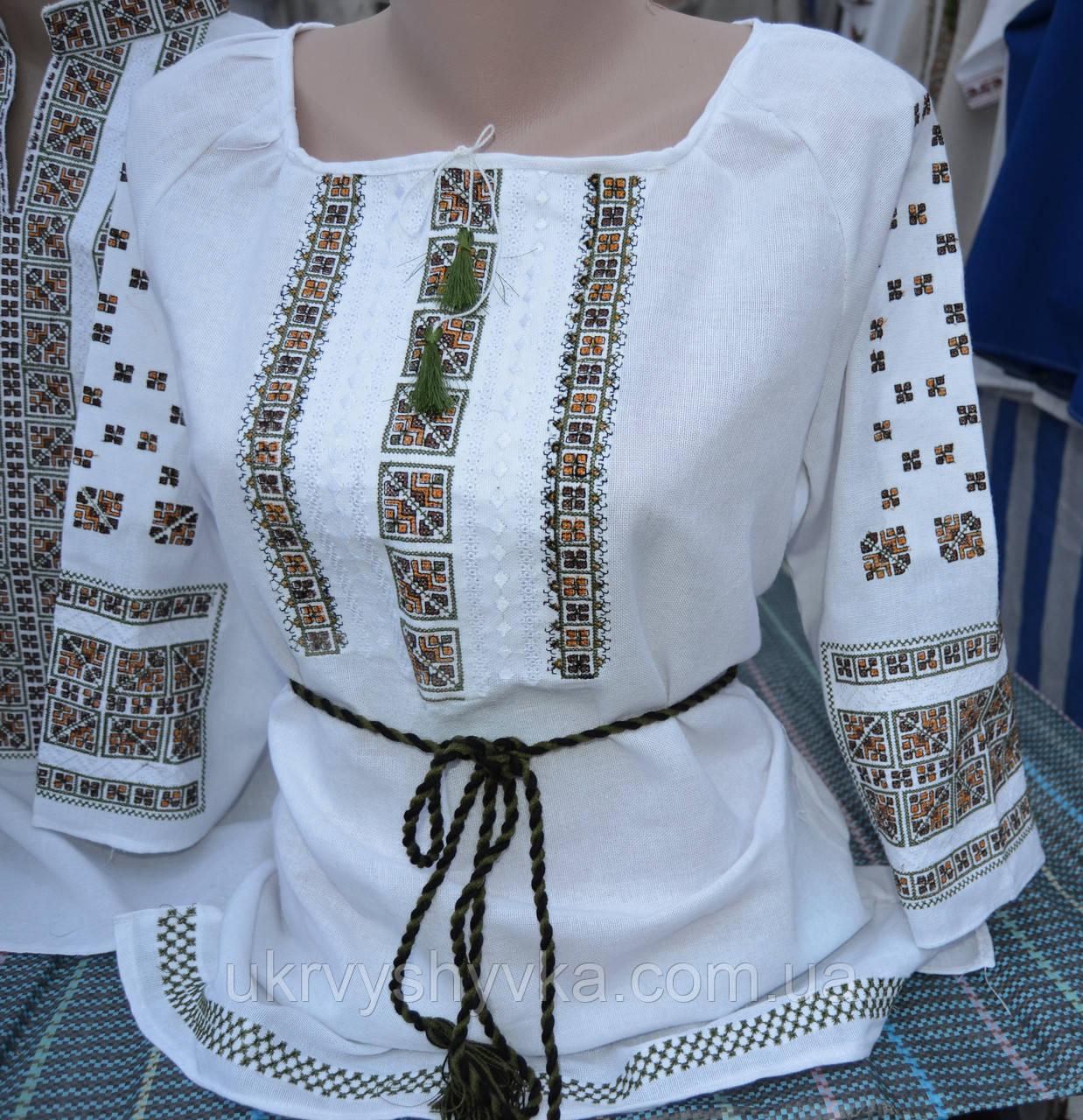 """Блузка вишиванка """"Чарівна мить"""""""