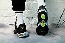 """Кроссовки Nike Air Max Tn """"Черные/Зеленые"""", фото 3"""