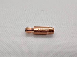 Наконечник сварочный для алюминия E-Cu/Alu - М6 D 1,2/8,0/28мм, 141.0010A