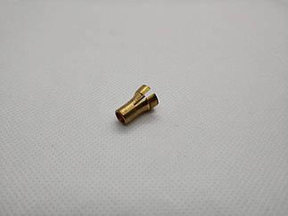 Ниппель для спирали D 4,7мм, цанга, (для тефлонового каналу)