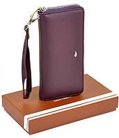 Женский кожаный кошелек на молнии SERGIO TORRETTI, фото 1