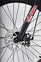 """Велосипед Hammer S-800 Extrime Fatbike 26"""" дюймов (черно - красный), фото 4"""
