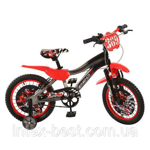 Велосипед PROFI F1 детский 16д. SX16-19-F1