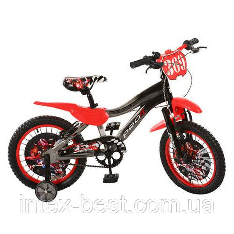 Велосипед PROFI F1 детский 16д. SX16-19-F1, фото 2