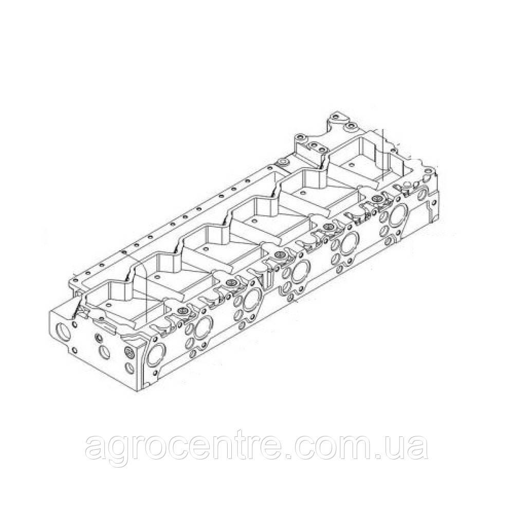 540406000 Головка блока цилиндров Cummins New Holland T8050, T8040/Case 310/Case 335