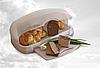 Хлебница с доской