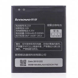 Аккумулятор BL219 для телефона Lenovo A850+