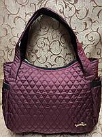 Качество женские сумка стеганная SUMKI MODA Стильная/Дутая сумка женская спортивная только оптом, фото 1
