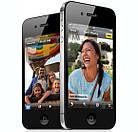 Смартфон Apple iPhone 4S 16gb Оригинал Neverlock Black + стекло , фото 2