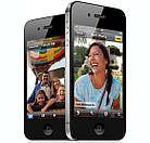 Смартфон Apple iPhone 4S 16gb Оригинал Neverlock Black + стекло, фото 2