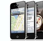 Смартфон Apple iPhone 4S 16gb Оригинал Neverlock Black + стекло, фото 3
