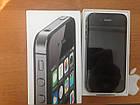 Смартфон Apple iPhone 4S 16gb Оригинал Neverlock Black + стекло, фото 8