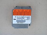 Блок управления подушками Airbag Mercedes A 211 820 57 85