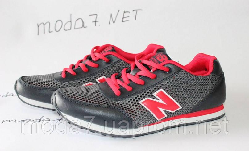 b40aa0decd9b Женские подростковые кроссовки New Balance 680 сетка реплика -  Интернет-Магазин