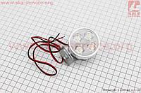 Фара дополнительная светодиодная - 4 LED с креплением, фото 1