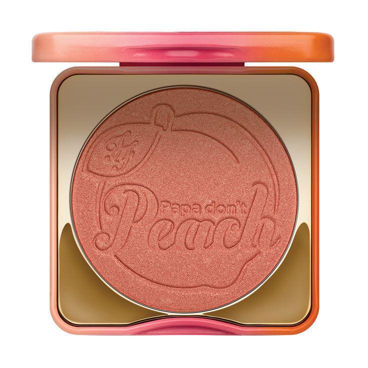 Румяна Too Faced papa don't peach blush