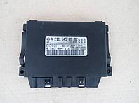 Блок управления парктроником Mercedes W211 A 211 545 39 32