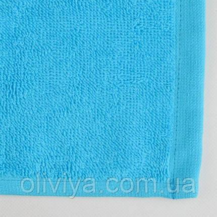 Полотенце для рук (голубое), фото 2