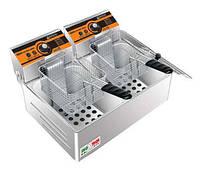 Профессиональная фритюрница Inoxtech EF 82 EX