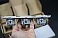Розетка тройная с заземлением Livolo цвет белый рамка стекло (VL-C7C3EU-11), фото 5
