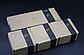 Розетка тройная с заземлением Livolo цвет белый рамка стекло (VL-C7C3EU-11), фото 7