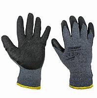 Перчатки из полимерных материалов Dermagrip, вспененный нитрил, № 10, уп. — 12 пар