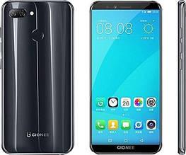 Смартфон Gionee F6 3/32gb Black Qualcomm Snapdragon 430 3000 мАч