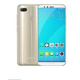 Смартфон Gionee F6 3/32gb Gold Qualcomm Snapdragon 430 3000 мАч