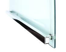 Обогреватель инфракрасный ENSA P750G-VISIO настенный стеклянный 750Вт, фото 3