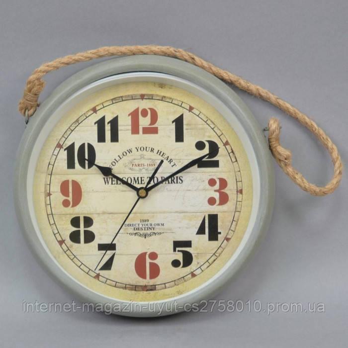 Часы металл настенные  T1405