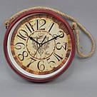Часы металл настенные  T1405, фото 3