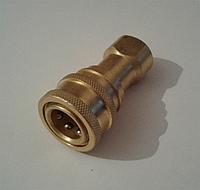 Коннектор быстро разъемный для систем подачи воды - мама