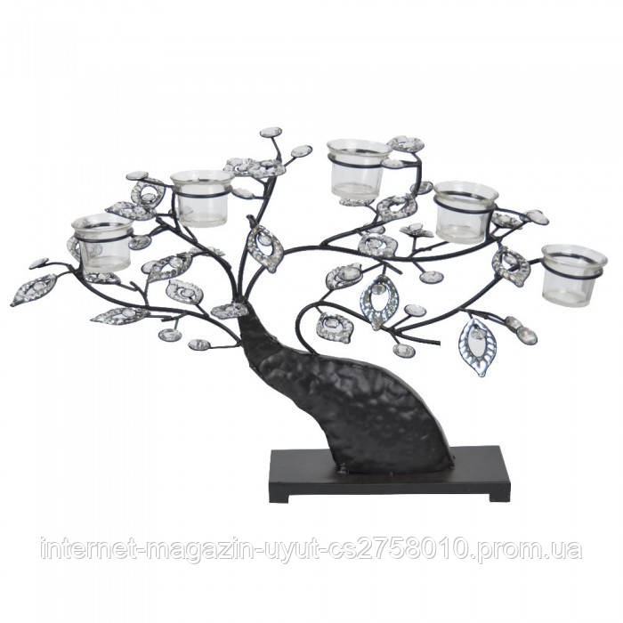 Подсвечник - дерево RV203