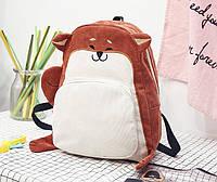 Рюкзак молодежный лисенок