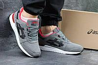 Мужские кроссовки Asics Gel-Lyte III серые 2954