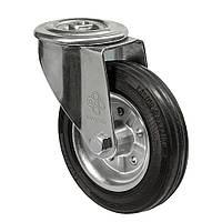 Колеса поворотные с отверстием Диаметр: 125мм. Серия 31 Norma , фото 1